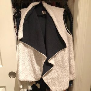 Other - Shearling vest